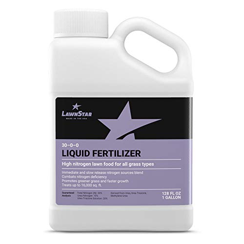 Rapid Green & Growth Liquid Fertilizer (1 Gallon) - Premium...