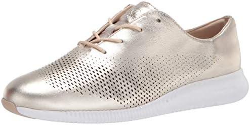 Metallic oxford shoes _image2