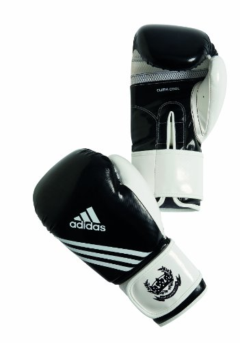 adidas Boxhandschuh Fitness, Schwarz, 12 oz, ADIBL05-BK
