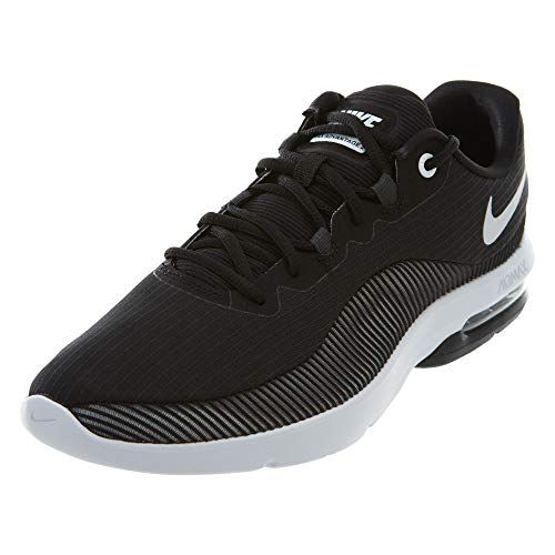 Nike Air MAX Advantage 2, Zapatillas de Running para Hombre, Negro (Black/White/Anthracite 001), 44 EU
