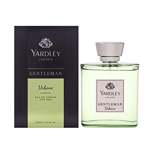 Yardley Of London Gentleman Urbane Eau de Parfum für Ihn, 100 ml