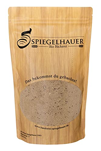 Bio Low Carb Brot Backmischung 4 kg...