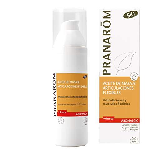 Pranarôm - Aromalgic - Aceite de Masaje Bio - Articulaciones Flexibles - 100 ml