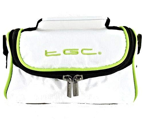 TGC ® Draagtas Schoudertas Compatibel met Canon Zoemini S Instant Printer Camera