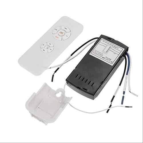 Universal de la lámpara de Techo Ventilador de Control Remoto Kit 110-240...