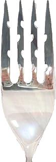 エジソンのおしゃれに食べられる麺フォーク (Lサイズ) フォーク すべらないフォーク 子供 大人 ご老人 介護 便利グッズ リハビリ キッズ (Lサイズ)