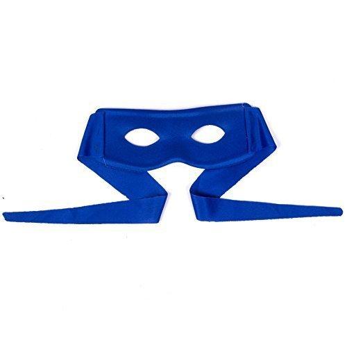 Robelli Turtle / Ninja-Stil Gesicht Maske Wählen Sie Ihre Farbe / Charakter - Blau Leonardo