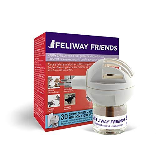 FELIWAY Ceva VTM46 Friends Diffusore - 48 ml