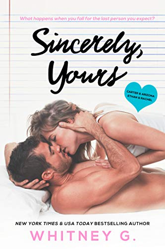 Sincerely, Yours (English Edition)