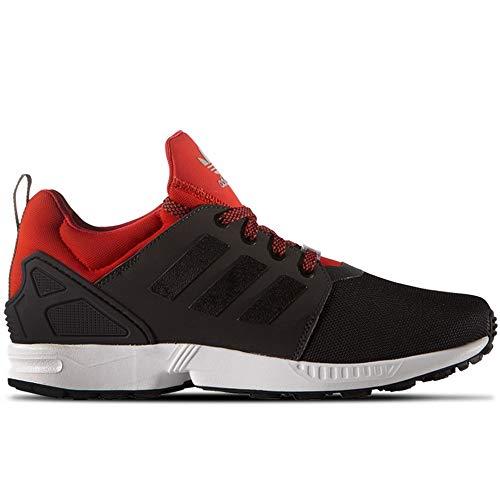 Adidas - ZX Flux NPS UPDT - S79070 - Couleur: Noir-Rouge-Gris - Pointure: 46 EU
