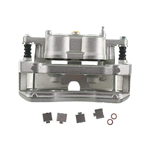 A-Premium Brake Caliper Assembly Compatible with Ford F-150 2012-2016 Lobo 2011-2013 Front Left Driver Side