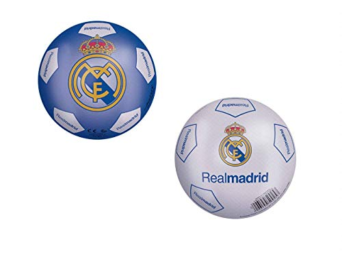 Real Madrid - Pelota 14 cm Smoby 50925