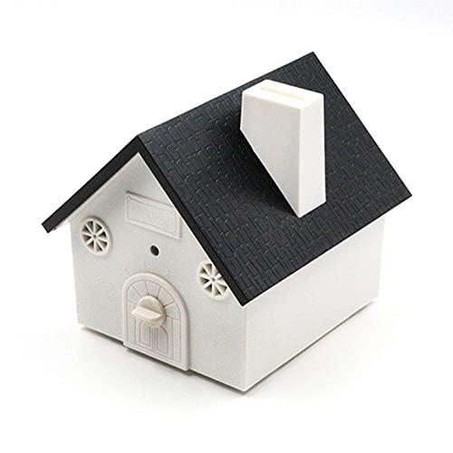 Sonic Bark Disuasivo, dispositivo anti ladridos silbato perro para detener ladrar 3 niveles ajustable rango máximo de control de 12 m