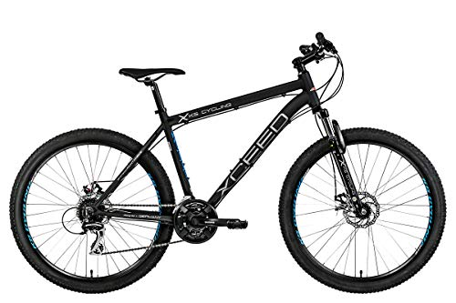 KS Cycling Mountainbike 27,5'' Xceed schwarz RH53cm