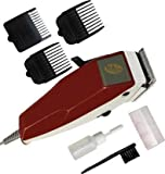 GlamTools Heavy Duty Professional Hair Trimmer F-Y-C Rf-666 Electric Hair Clipper Np Runtime, Hair Trimmer For Men & Women (Red) - Best Reviews Guide