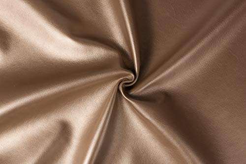 PRODITAL Leathers Natur/Anilin-Vollrindleder europäischer Herkunft/Italienisches Leder mit Perleffekt/5 mq Stärke 1,2 mm/Pflegeleicht/Kunst und Gewerbe/Polsterei