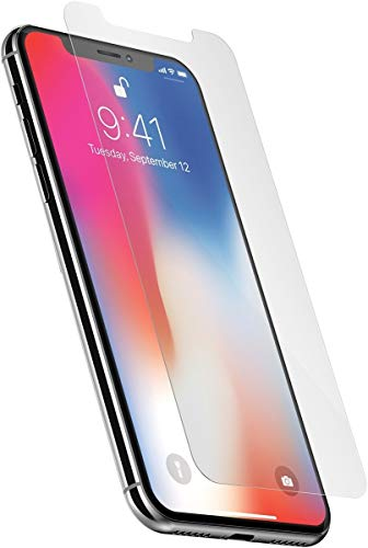 iPhone X Best Screen Protector,[4.7inch]2.5D Edge Tempered Glass for iPhone X,Anti-Scratch,Case Friendly, Anti bubbles technology, Easy to use, Ultra thin.