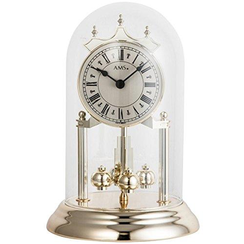 AMS Uhrenfabrik Klok, Goud, 23 x 14 x 83 cm