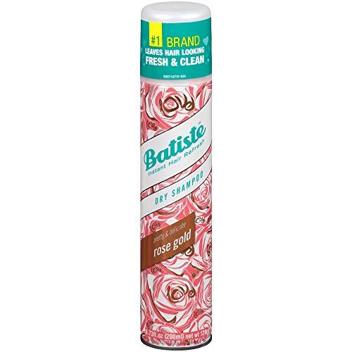 Batiste Shampooing sec Golden Rose - La bombe de 200 ml