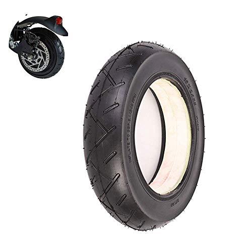Neumáticos Llenos De 10 Pulgadas 10X2.50, Caucho Sólido Sin Mantenimiento, Resistente A Perforaciones, Adecuado para Accesorios De Scooter Eléctrico