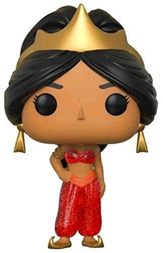 Funko POP!: Disney: Aladdin: Jasmine + caja protectora