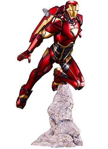 Estatua Iron Man Marca Kotobukiya