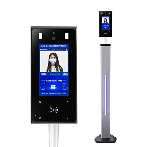 Non-Contact Face Recognition Temperature Sensor