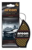 Best Car Perfumes - Areon Sport LUX Quality Perfume/Cologne Cardboard Car Review