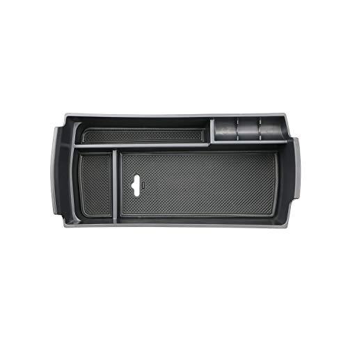 LFOTPP 3008 5008 GT Apoyabrazos Consola Central Bandeja, Caja de Almacenamiento Organizador Coche Interior Accesorios