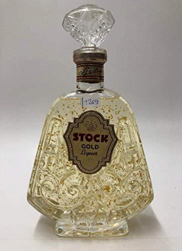 Vintage Bottle - Stock Gold Liquor 0,75 lt. SIGILLO SMARRITO - COD. 1269