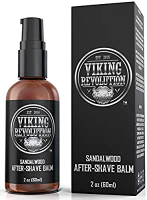 Luxury After-Shave Balm for