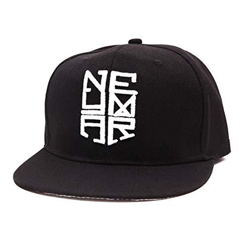 Fnito Baseballmütze Unisex Brief Stickerei Baseball Cap Neymar Da Silva Hip Hop Hut Outdoor Sport Sun Flat Neymar Fashion Metal Snapback