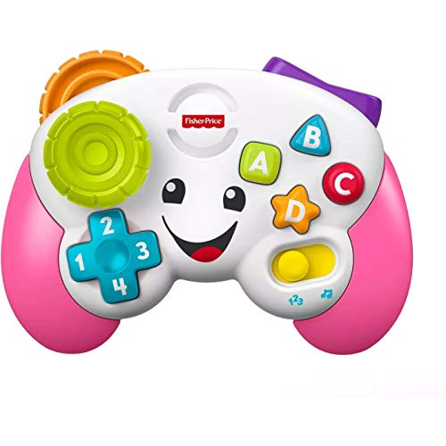 Fisher-Price Laugh and Learn Game and Learn Controller Pink