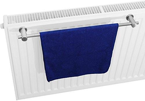 Handtuchhalter aus Edelstahl mit Magnethalterung in 7 Längen 40 – 100cm (70cm)