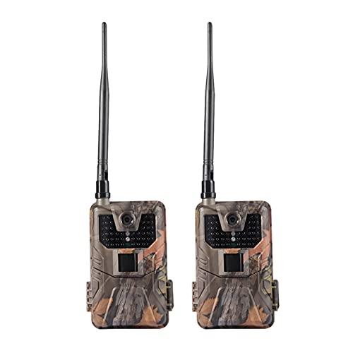 Cámara de caza Cámara 2G GSM 20MP 1080P Camera de fauna de...