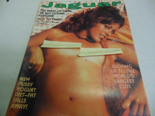 Jaguar Busty Adult Magazine 'Enema' 'Tina' Vol.13 No.1 1977