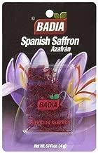 Badia Spanish Saffron, 0.0141 Ounce Blister