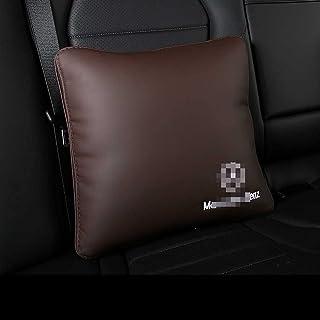 NIUASH Car Pillow Blanket Waist Pillow Quilt,for Mercedes-Benz All Series 2006~2021