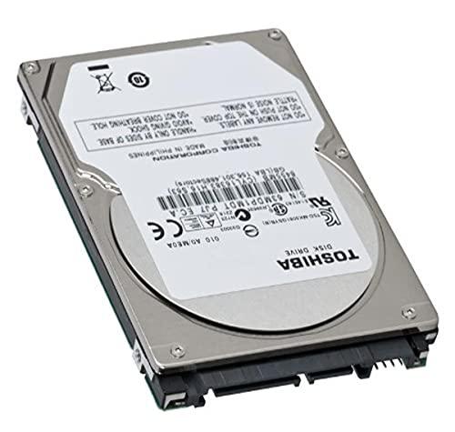"Toshiba MQ01ABF050 HDD 2,5"" 500 GB, Nero"