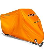 Favoto Waterdichte motorhoes motorfiets dekzeil outdoor gekleurd
