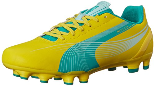 PUMA Women's Evospeed 4.2 Firm Ground Soccer Shoe,Vibrant...
