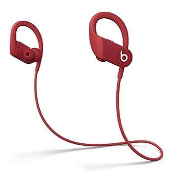 Beats by Dre Powerbeats High-Performance Wireless Earphones - Red - MWNX2LL/A  Renewed
