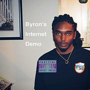 Byron's Internet Demo