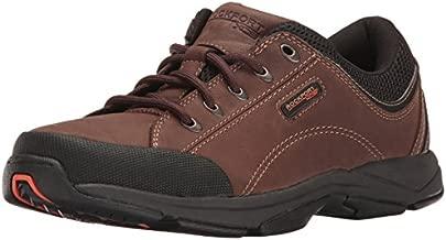 Rockport Men's Chranson Walking Shoe -Dark Brown/Black-9.5M