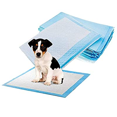 Schone Products (UK) Dog Cat Puppy Toilet Training Pads Helps your Pet Relieve Himself in Designated Area