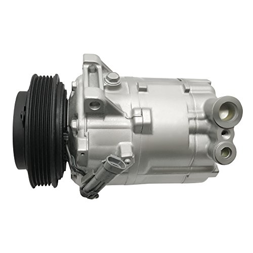 RYC Remanufactured AC Compressor and A/C Clutch IG556