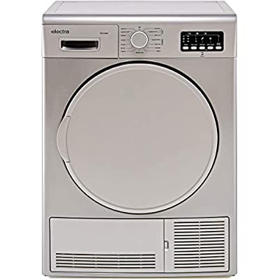 Electra TDC7100S 7Kg Condenser Tumble Dryer - Silver - B Rated