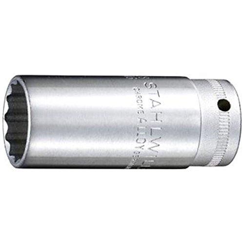 Stahlwille QuickRelease–4620.8–13/16–lang 3/8Becher Ringschlüssel