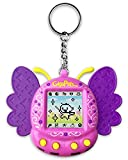 Giga Pets Pixie Virtual Pet Electronic Toy (Pink), Nostalgic 90s Toy in Form, 8 Different Pixie Evolutions, Collect Elements, Cast Spells, Craft Potions, for Kids of All Ages