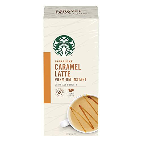 Starbucks Caramel Latte Premium Instant Coffee Mixes 107.5g